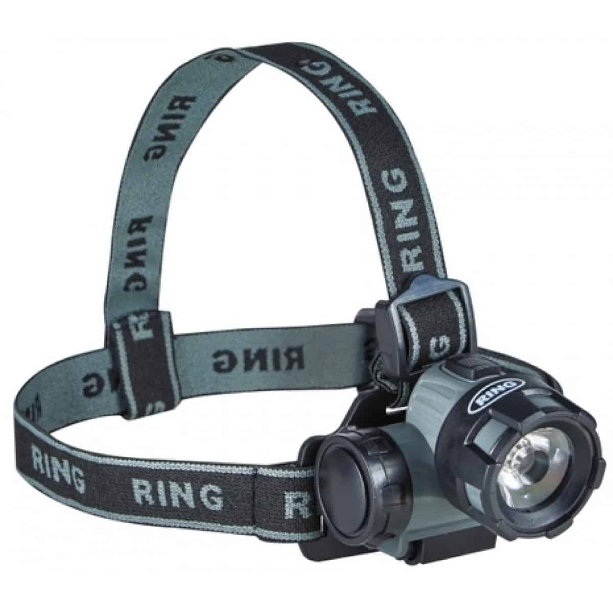 Ring Headlamp 50 Lm Standard With 3 X Aaa - Pandelampe