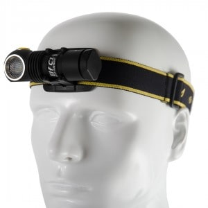 Image of   Armytek ELF C1 Micro-USB Genopladelig Pandelampe - XP-L White Light