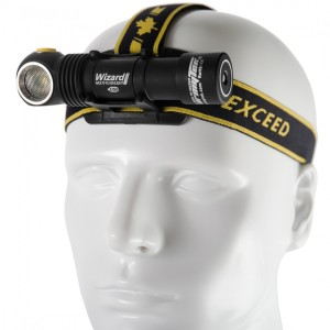 Image of   Armytek Wizard Pro v3 XHP50 Warm Light