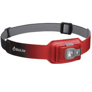 Image of BioLite Headlamp 200 Genopladelig Pandelampe - Ember Red