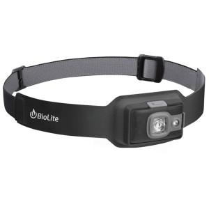 Image of BioLite Headlamp 200 Genopladelig Pandelampe - Midnight Grey