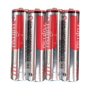 Image of   AAA Alkaline Batteri 4 stk