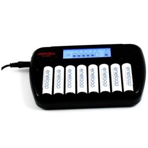 Image of   Batterilader JAPCELL BC-800S
