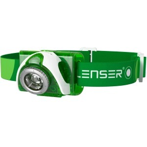 Image of   Grøn SEO3 Led Lenser