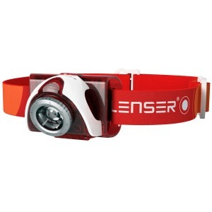 Image of   Rød SEO5 Led Lenser