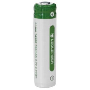 Image of   LEDLenser 14500 Li-ion 750 mAh 3,7 Genopladeligt Batteri
