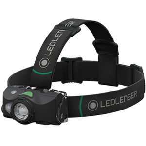 Image of   LEDLenser MH8 black