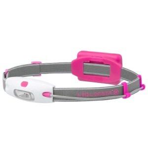 Image of   Pink/Lyserød NEO LED Lenser