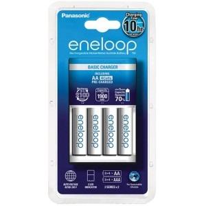 Genopladelige batterier - Køb opladelige batterier her