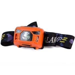 Orange med sensor pandelampe