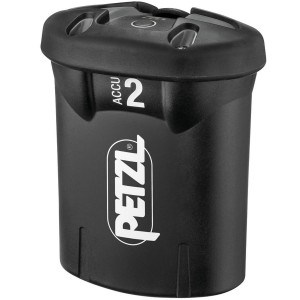 Image of   2 accu petzl