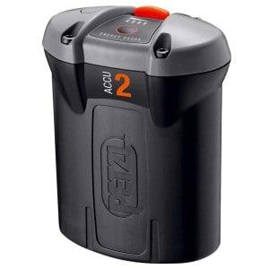 Genopladelig batteri – PETZL ACCU 2 ULTRA