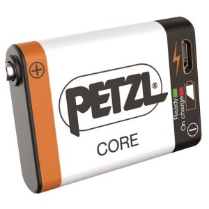 Image of   1250 mah core petzl