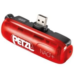 Image of   Batteri genopladeligt accu nao + petzl