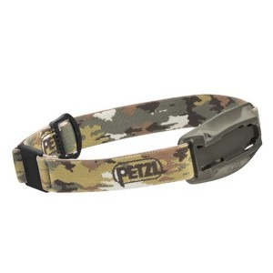 Image of   Camouflage PETZL STRIX headband