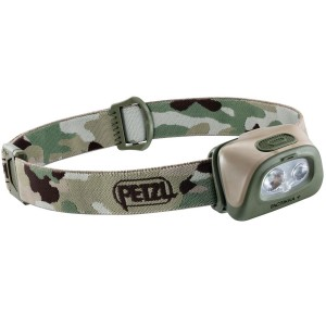 Image of   PETZL TACTIKKA + - Camo