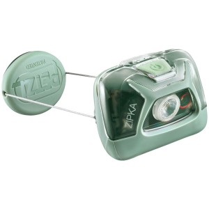 Image of   PETZL ZIPKA - Green