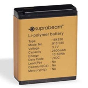 Image of   2800 mah li-polymer suprabeam