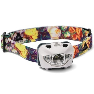 Hvid floral te14 headlamps third eye