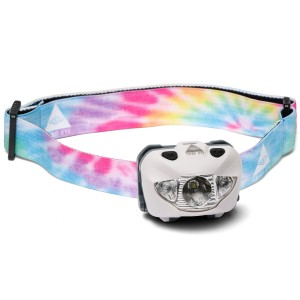 Hvid Tie Dye te14 headlamps third eye