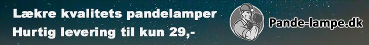 Webshop - Pande-lampe.dk