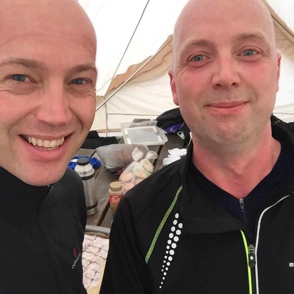 Olof og Andreas Pape fra Pande-lampe.dk